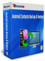 Android Contacts Backup & Restore