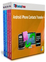 Android iPhone Contacts Transfer +
