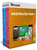 Android iPhone Data Transfer +