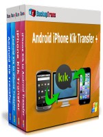 Android iPhone Kik Transfer +