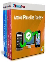 Android iPhone Line Transfer +