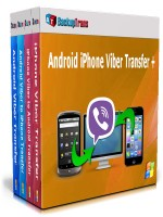 Android iPhone Viber Transfer +
