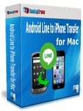 Android Line to iPhone Transfer for Mac