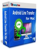 Android Line Transfer for Mac