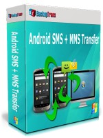 Android SMS + MMS Transfer