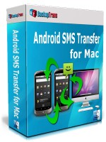 Android SMS Transfer for Mac