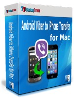 Android Viber to iPhone Transfer for Mac