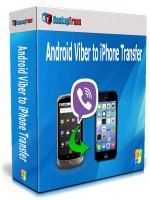 Android Viber to iPhone Transfer