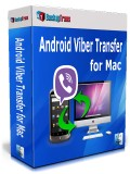 Android Viber Transfer for Mac