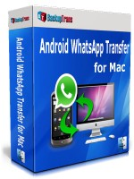 Android WhatsApp Transfer for Mac
