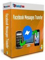 Facebook Messages Transfer for Windows