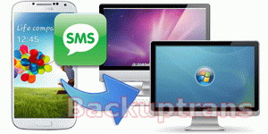 Transfer/Backup Samsung Galaxy S4 Messages(SMS & MMS) to Computer