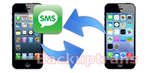 Transfer iPhone SMS Messages from iOS 6 to iOS 7 and Vice Versa