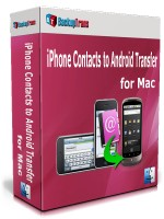 iPhone Contacts to Android Transfer for Mac