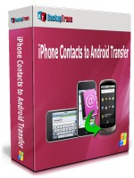 iPhone Contacts to Android Transfer