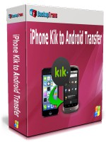 iPhone Kik to Android Transfer