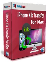 iPhone Kik Transfer for Mac