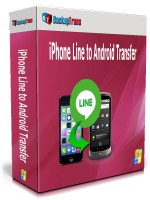 iPhone Line to Android Transfer