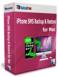 iPhone SMS Backup & Restore for Mac