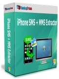 iPhone SMS + MMS Extractor
