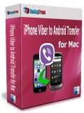 iPhone Viber to Android Transfer for Mac