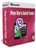 iPhone Viber to Android Transfer