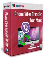 iPhone Viber Transfer for Mac
