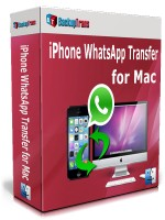 iPhone WhatsApp Transfer for Mac