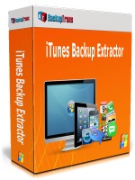 iTunes Backup Extractor for Windows