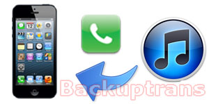 Recover iPhone Call History from iTunes Backup