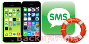 Recover iPhone Deleted Messages without backup on Mac