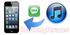 Recover iPhone SMS Messages from iTunes Backup