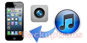 Recover lost iPhone Videos from iTunes Backup